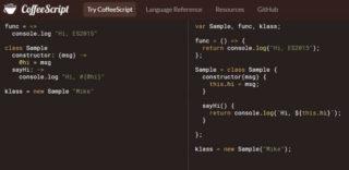 CoffeeScript2